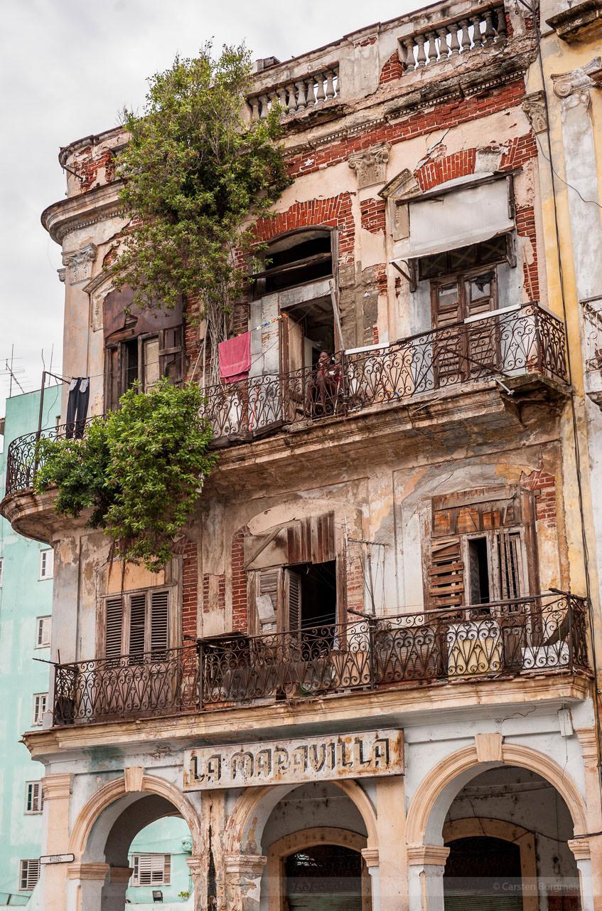 La Maravilla – die Wunderbare. Fotografiert in Havanna am 29. Mai 2009.