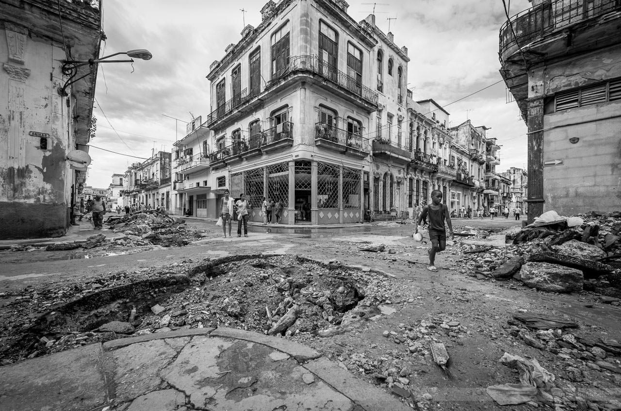 Etwas abseits der Altstadt Havannas