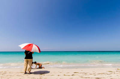 Playa de Varadero, Kuba, Mai 2008
