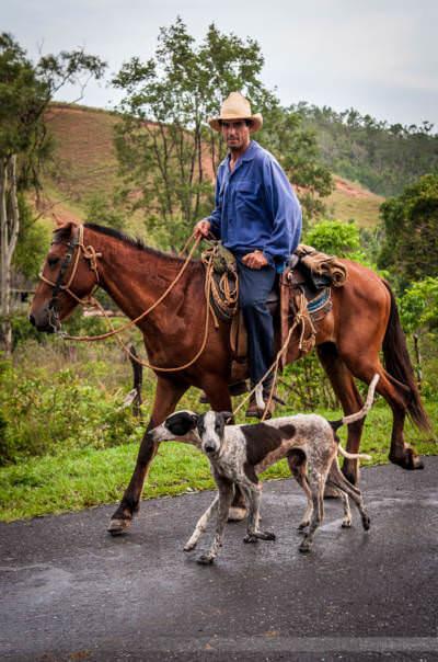 Im Tal von Vinales, Kuba