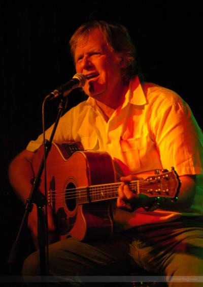 Schlagersänger Gunter Gabriel, Bielefeld, Oktober 2004
