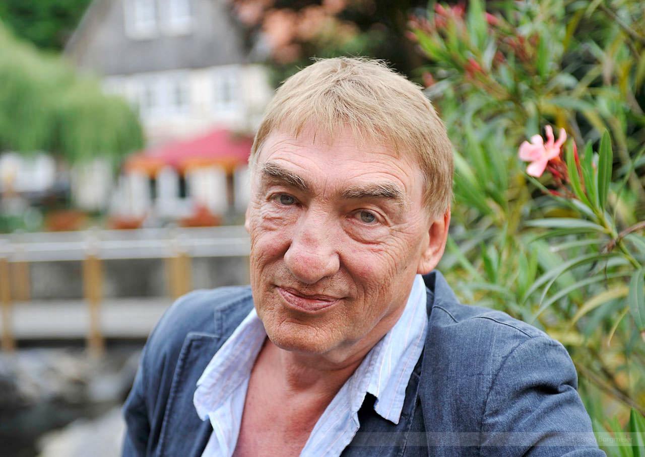 chauspieler Gottfried John, Rietberg, 2008