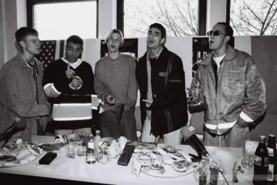 Teenie-Band Backstreet Boys, Verl, 1996