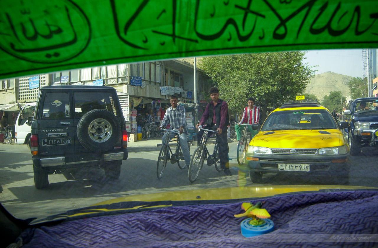 Kabul-City, Afghanistan, Juli 2004