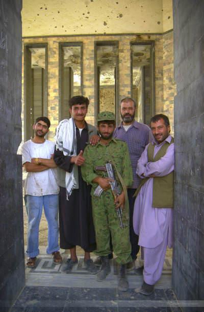 Kabul, Afghanistan, July 2004