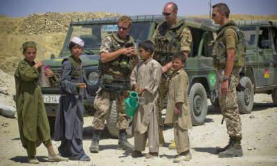 Near Butkhak along the Jalalabad-Road, Afghanistan, July 2004