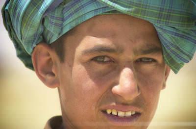 Bei Bagrame, Afghanistan, Juli 2004