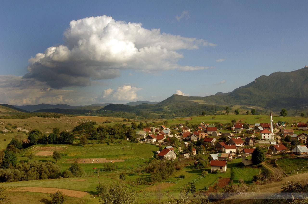 Trnovo, Bosnien, September 2005