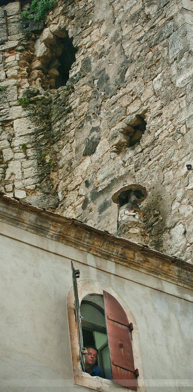 Mostar, Herzegowina, September 2005
