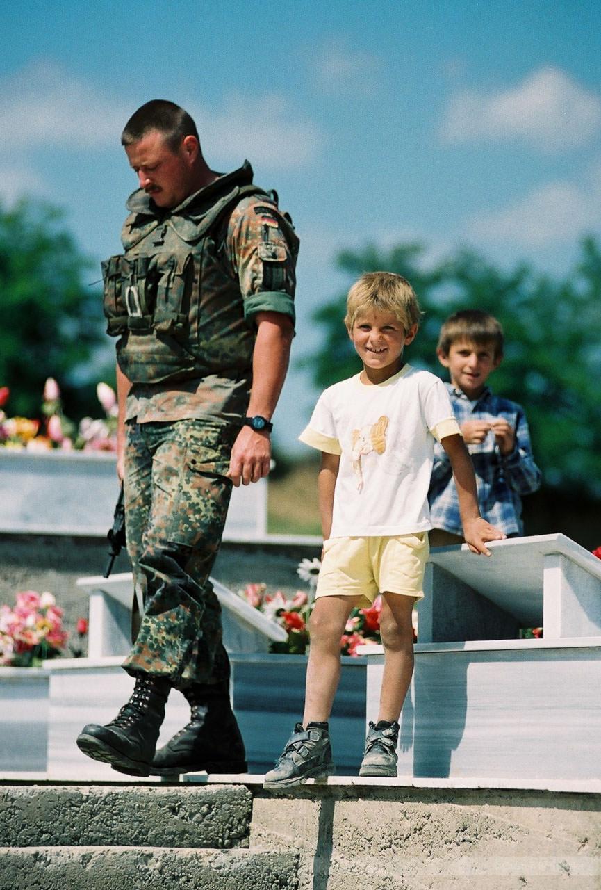 Kacanik, Kosovo, Mai 2000